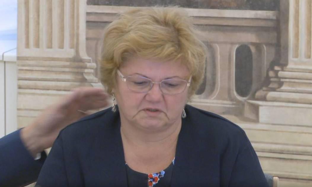 Suze Nade Murganić za kraj: Kujundžić ju je tješio i tapšao