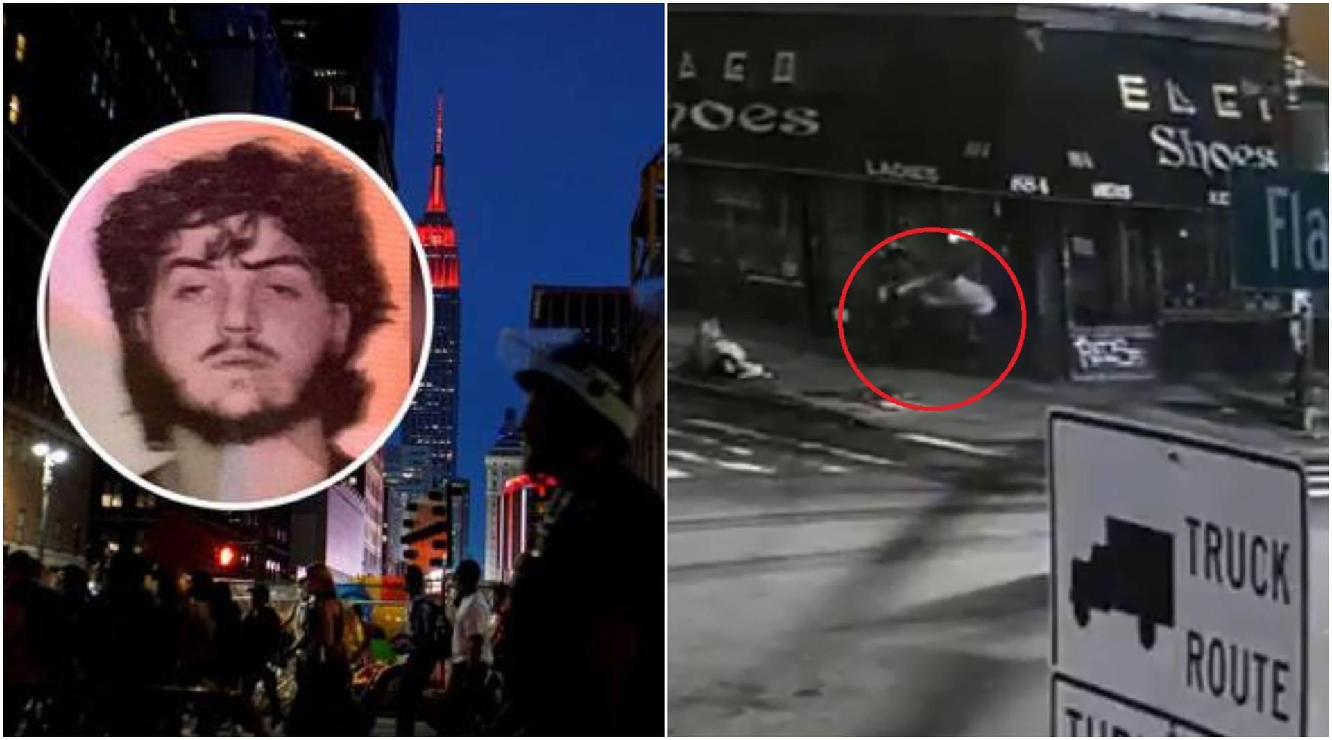 Ovo je trenutak kada je mladić iz BiH izbo policajca u NY-u