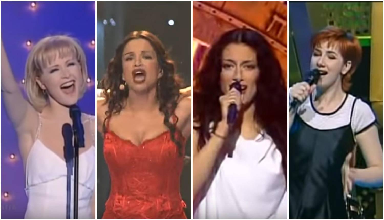 Slali smo ih na Eurosong: Neki bacali plašteve, druge 'trovali'