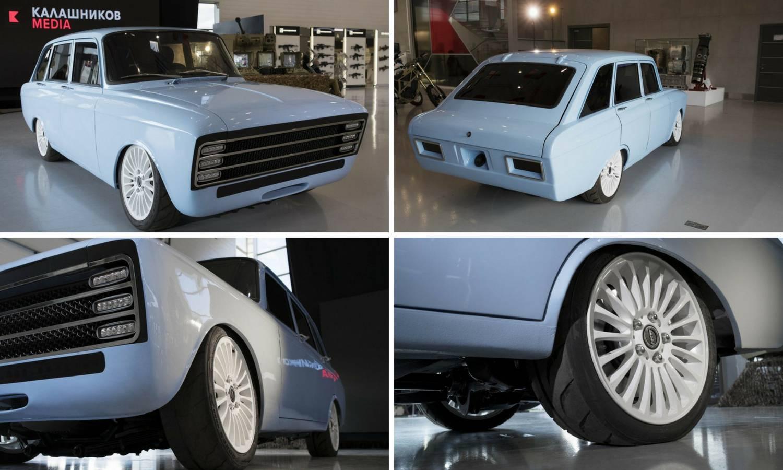 Ovo je električni auto kojim Kalašnjikov misli parirati Tesli