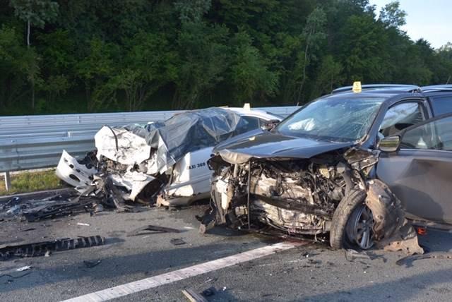 Detalji nesreće: Mladić pod utjecajem alkohola prouzročio nesreću, poginuo pulski taksist