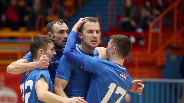 Zagreb: 1.HMNL 2018/19, 16. kolo, MNK Futsal Dinamo - Split