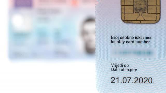 Hrvatska dobiva nove osobne: Imat će čip i bit će elektronske