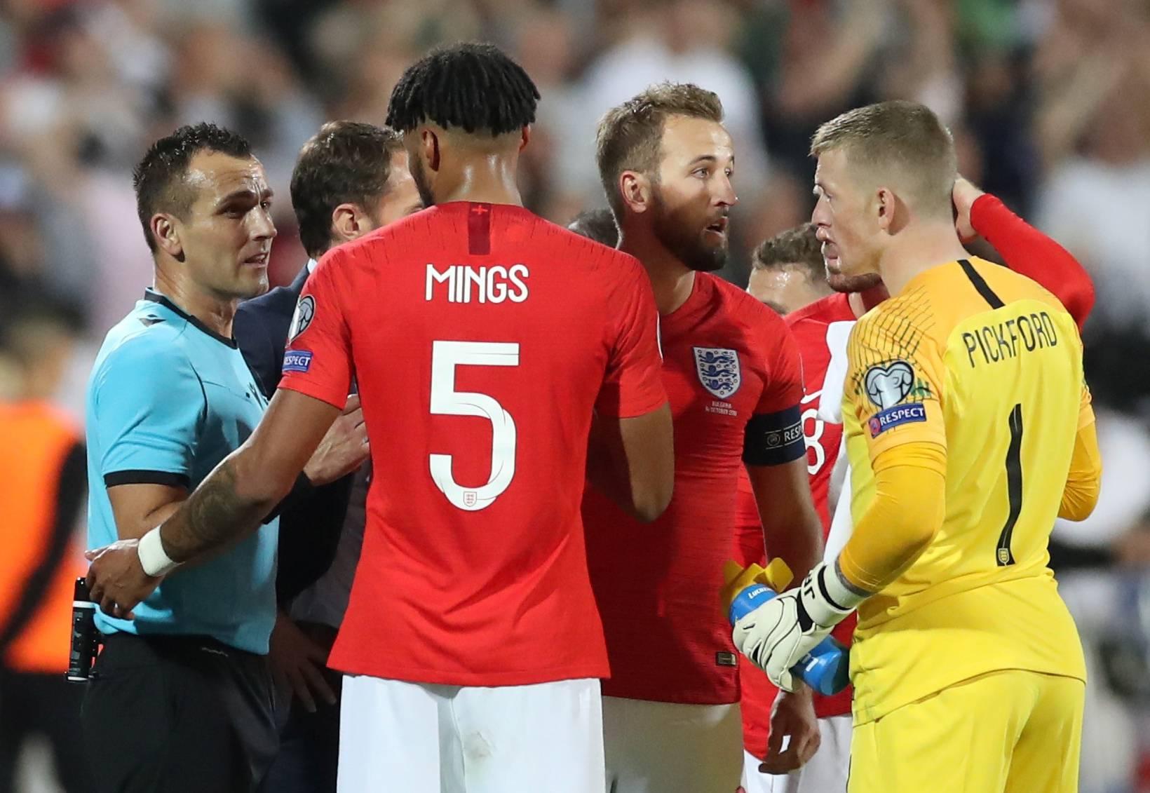 Euro 2020 Qualifier - Group A - Bulgaria v England