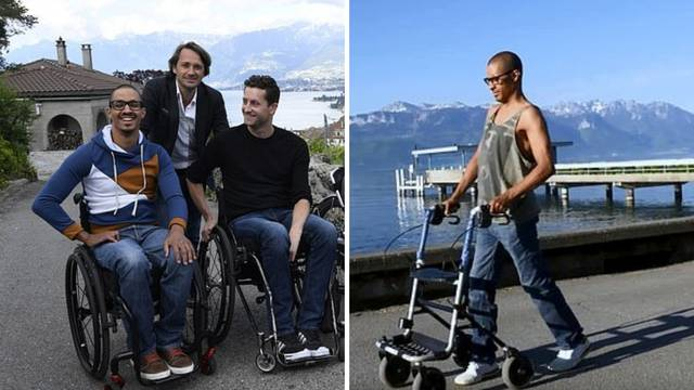 Revolucionarno: Prohodali su, a nisu mogli hodati godinama