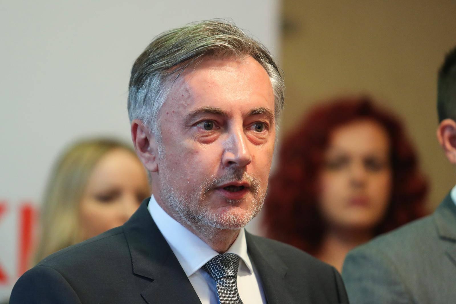 Zagreb: Škoro sa suradnicima predstavio liste Domovinskog pokreta
