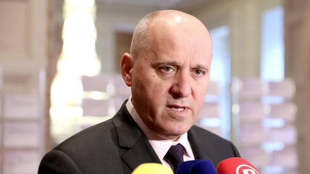 Zagreb: Branko Bačić komentirao situaciju oko Zdravka Marića