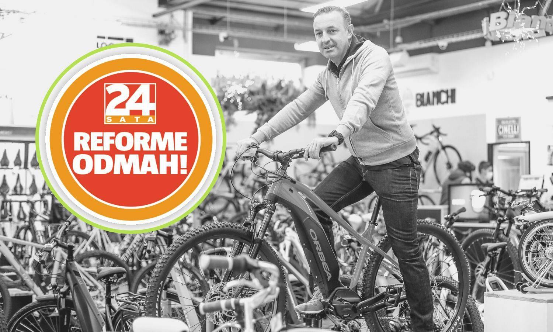 'Dobro, kakve veze imaju moji bicikli s naknadom za šume?!'