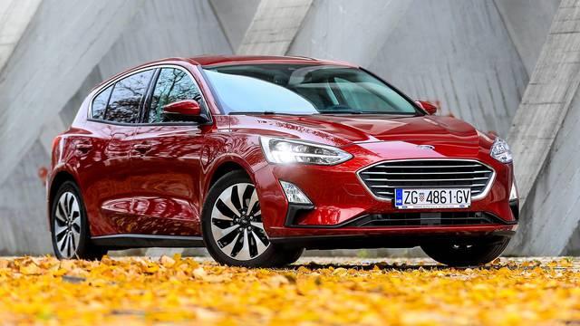 Vozili smo Ford Focus: On je novo mjerilo kompaktne klase