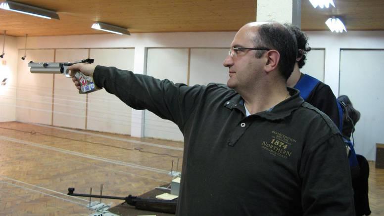 Bošnjak 17. u kvalifikacijama 25-metarskog pištolja u Tokiju
