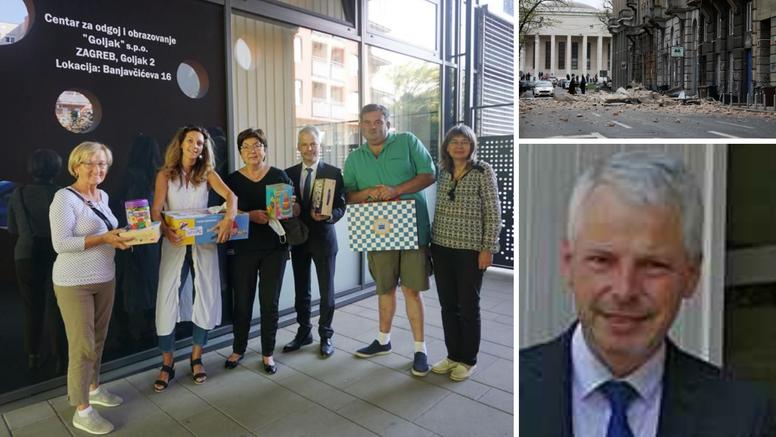 Ovo su ljudi velika srca koji su donirali 300.000 kn u Petrinji: 'Žao nam je što nemamo i više'