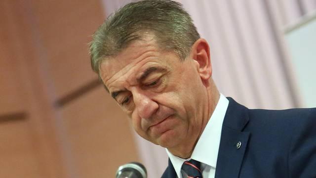 Zagreb: Darko Milinović osvrnuo se na izbacivanje iz HDZ-a