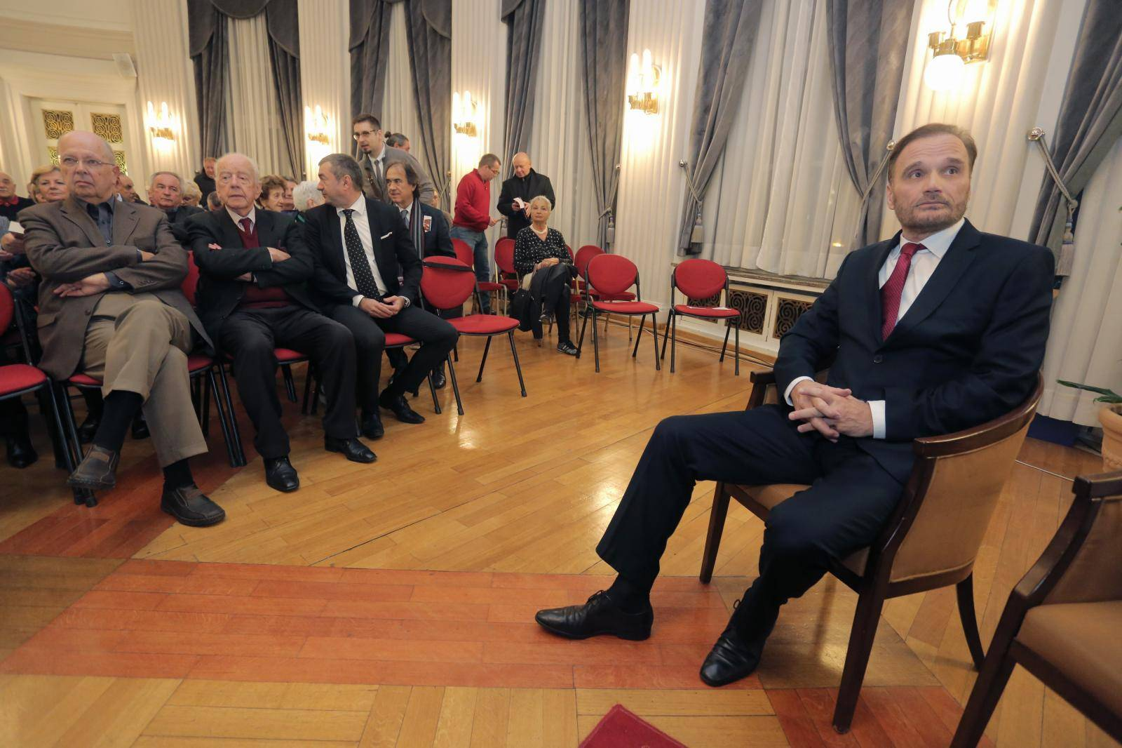 Zagreb: Predstavljena knjiga odvjetnika Ante Nobila