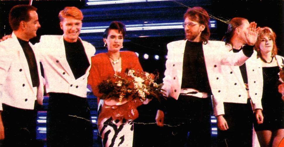 Grupa Riva i 'Rock me' prije 30 godina razvalili su Eurosong