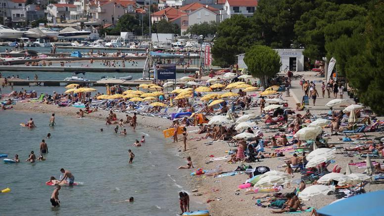 U Hrvatskoj trenutno 310 tisuća turista, s obzirom na okolnosti rezultati za kolovoz vrlo dobri