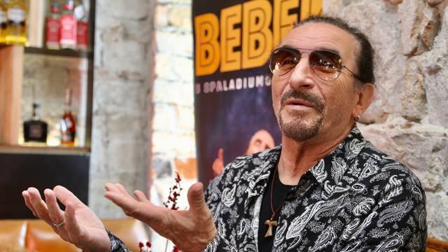 Željko Bebek u drami: Pokrali instrumente njegovom bendu