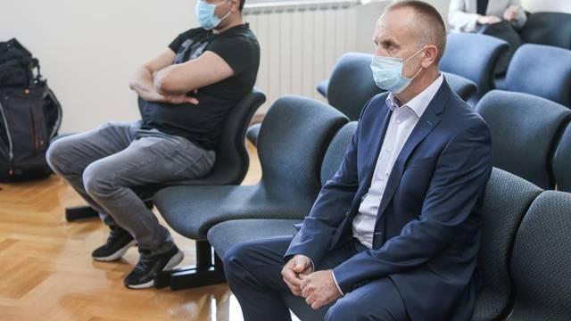 Osijek: Počelo suđenje Franji Vargi i Blažu Curiću za lažiranje prepiske u slučajevima Mamić i Todorić