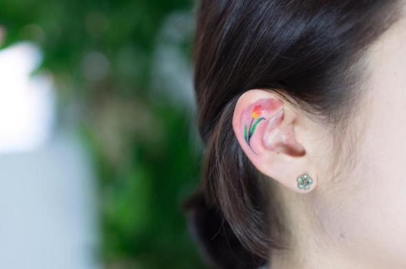 Tetoviranje ušiju