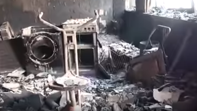 Pakleni toranj smrti: Ostatke izgorjelih stanara traže sitom...