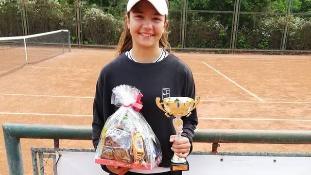 Najbolja tenisačica Europe do 14 godina dolazi iz - Hrvatske