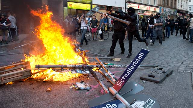 G20 Summit - Protests
