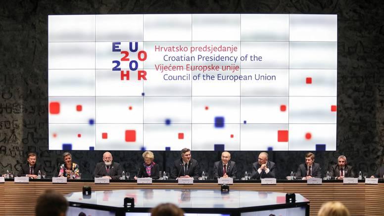 Sastanak Vlade i EK u NSK-u: 'Vi ste primjer uspješne priče'
