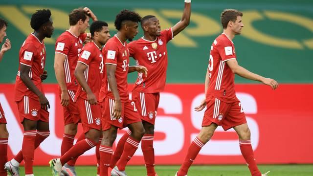 Bayer Leverkusen - FC Bayern Munich