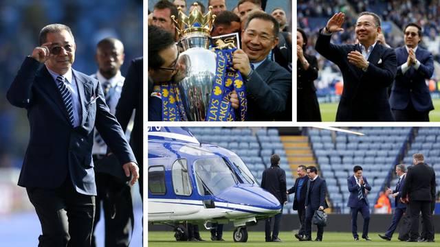 'Vlasnik Leicestera bio je divan čovjek, smatrao nas je obitelji'