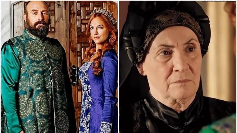 Preminula glumica iz Sulejmana Veličanstvenog, igrala je dadilju