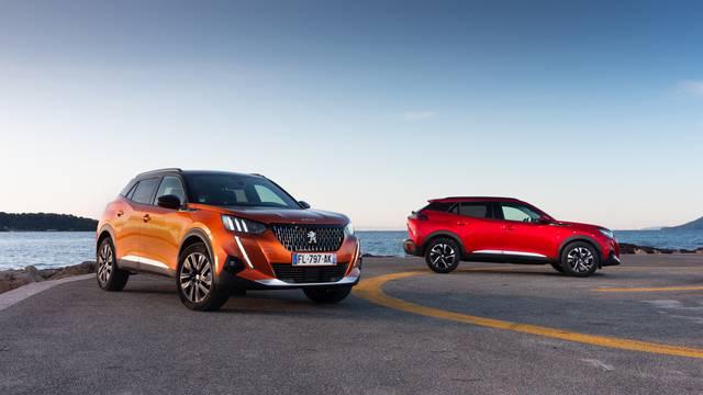 Atraktivne ponude za novi Peugeot 2008 i e-2008 u studenom: 2•1•0 : Let's go!