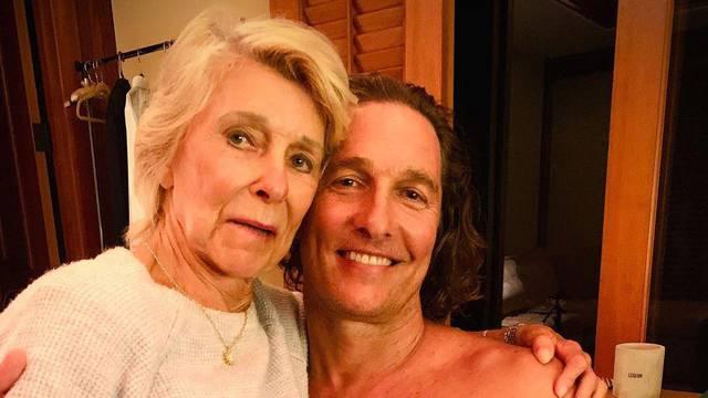 Matthew McConaughey: 'Majka je medijima pokazivala krevet u kojem sam izgubio nevinost'