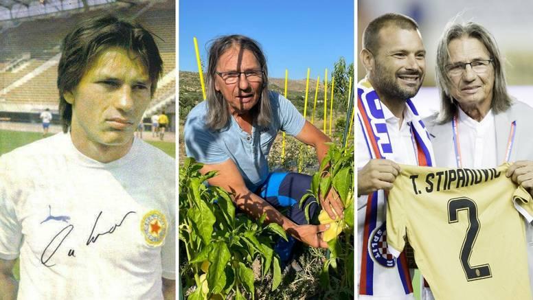 Hajdukova legenda Cukrov: Izliječio sam se i sad uzgajam ekološko povrće, to me spasilo