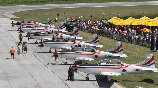 Avioni i akrobatske letjelice iz cijele Europe stižu u Varaždin