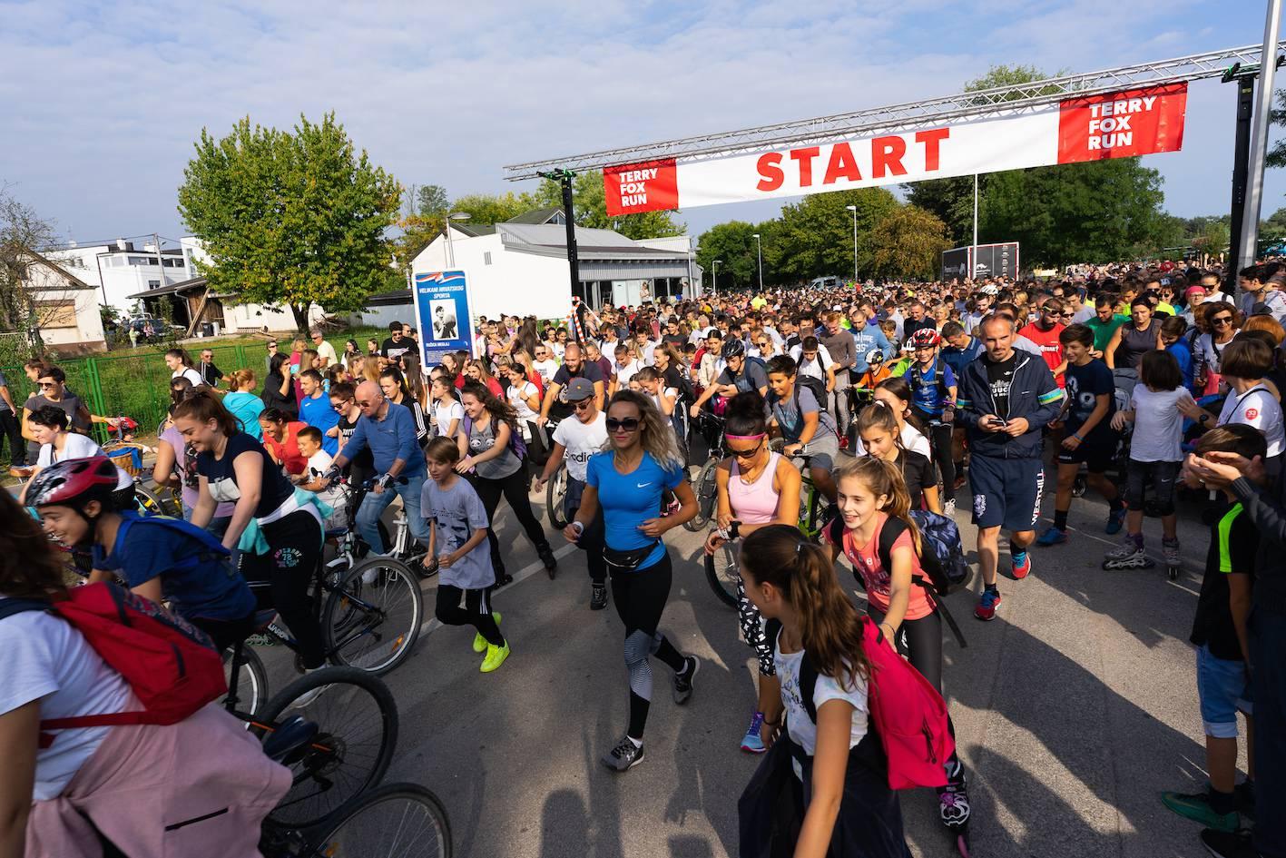 PridružI se najpoznatijoj svjetskoj humanitarnoj trci koja obilježava 40 godina postojanja