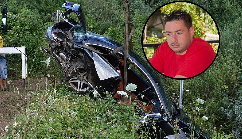 Poginuli su Hana i Filip Spevec: Kobna brzina  i mokra cesta...