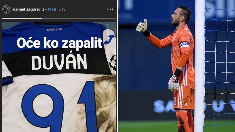 Zafrkant Zagorac opet udara: 'Hoće li itko zapaliti Duvan?'