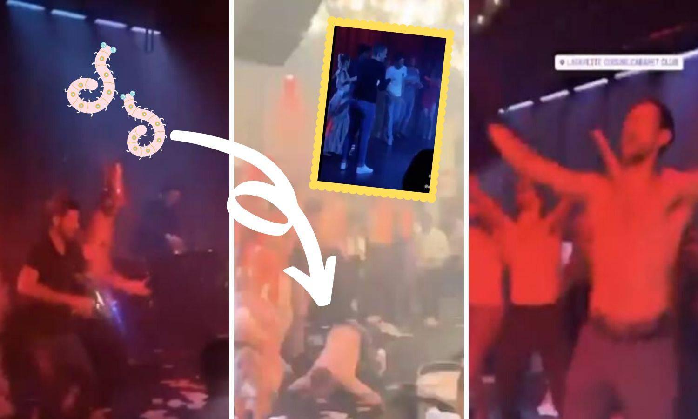 Nole kolege odveo u izlazak: On ostao bez majice, Zverev plesao s kantom na glavi, bili do jutra