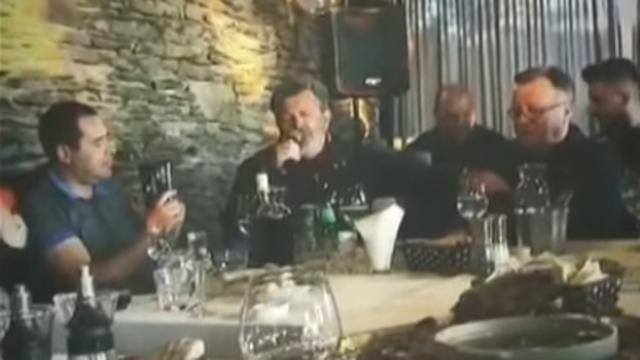 Korona party: Halida je društvo ponijelo, zabavljali su se i pili