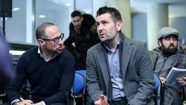 Zagreb: Dinamo predstavio svoje nove igrače