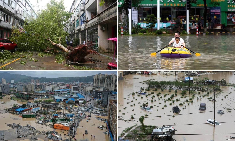 Tajfun poharao Kinu: 28 mrtvih i 20 nestalih, uništeni domovi...