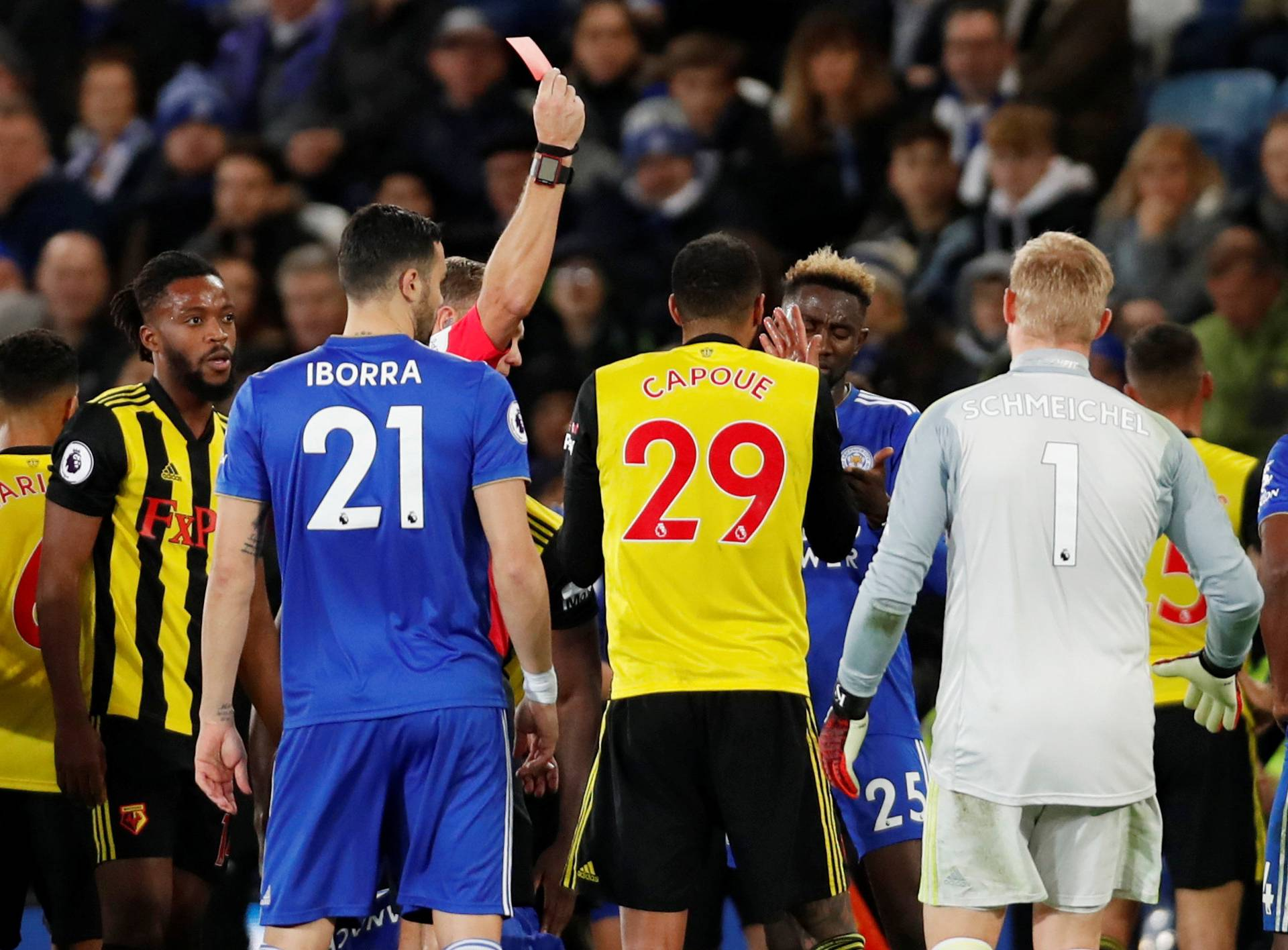 Premier League - Leicester City v Watford