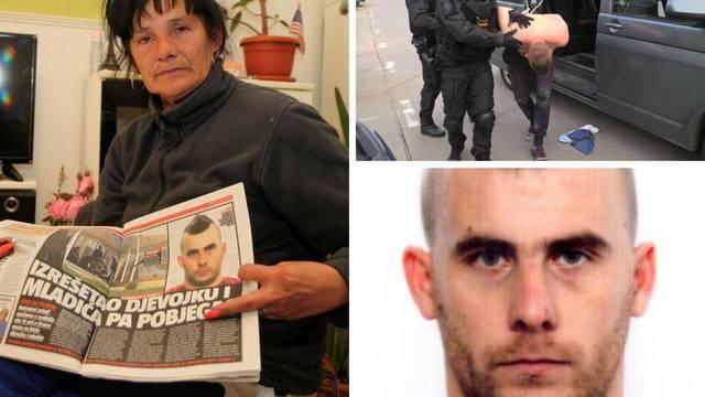 Mama Danijela Brnosa: Sin me ne zanima, nek trune u zatvoru