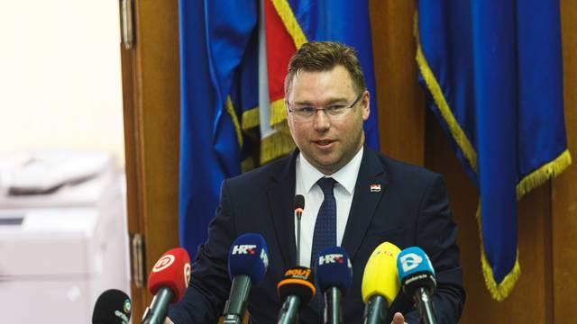 Andrej Plenković na svečanosti uručenja ugovora važnih za grad Zadar