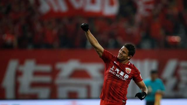 FILE PHOTO: Football Soccer - Chinese Super League - SIPG v Changchun Yatai FC -Shanghai