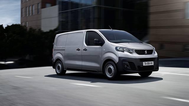 Peugeot komercijalna vozila s četiri zimske gume na poklon