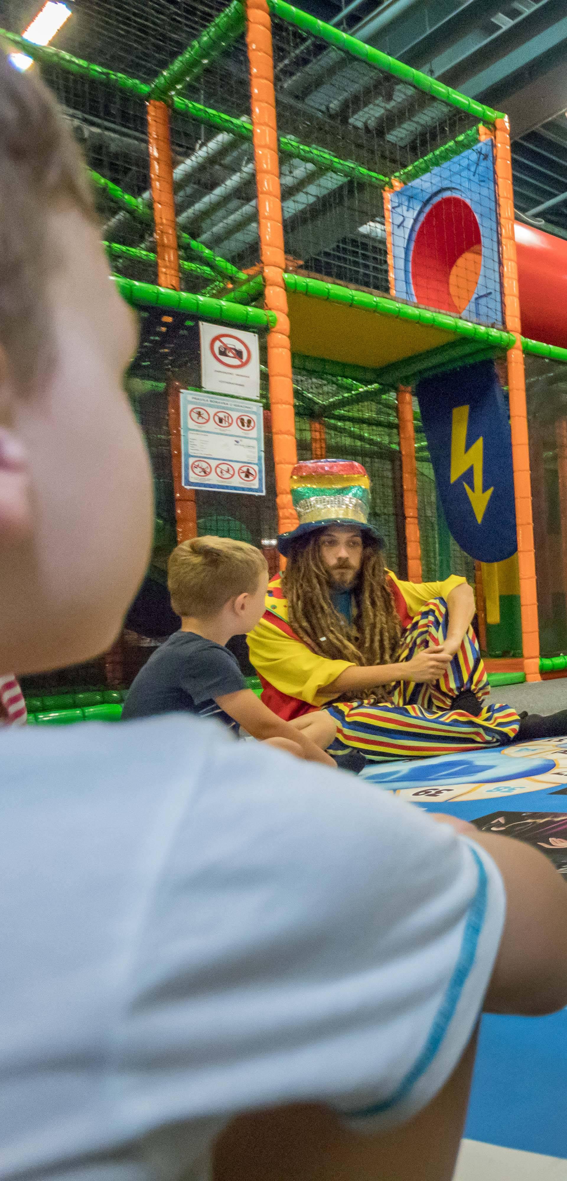 Najsigurnije su Kid's Jungle igraonice!