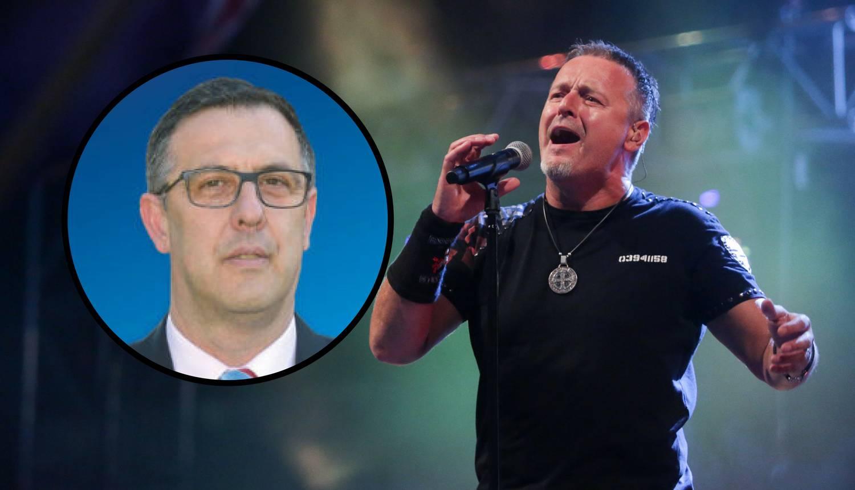 'Načelniku su prijetili zato što je Thompsonu otkazao koncert'
