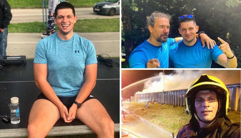'Želim završiti transformaciju i postati najbolji fitness trener'