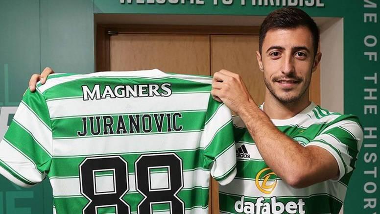 Juranovića predstavili u Celticu, mora 'izgurati' odličnog mladića