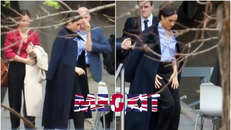 Problemi? Meghan otišla bez Harryja, a skinula je i prsten...